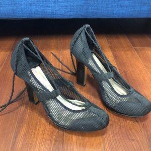 Isabel Toledo for Payless Mesh Heels